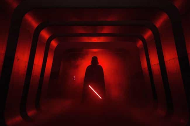 He Engineers Rockstar Entrance... is listed (or ranked) 1 on the list Darth Vader's Most Dramatic Moments Prove He's Hilariously Extra