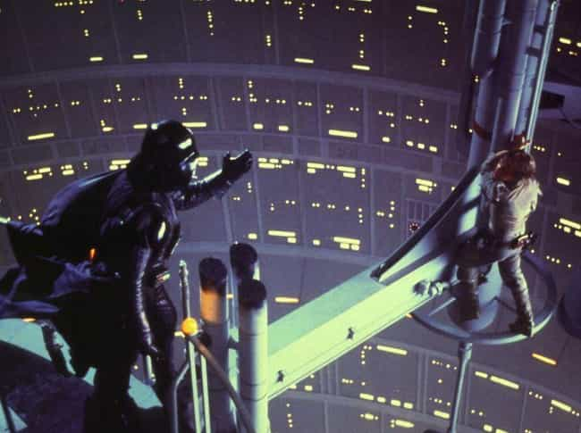 He Reveals Luke's Lineage ... is listed (or ranked) 3 on the list Darth Vader's Most Dramatic Moments Prove He's Hilariously Extra