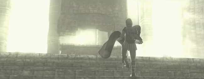 The Abandoned God Dormin Appea... is listed (or ranked) 2 on the list The Fascinating Lore Of Shadow Of The Colossus