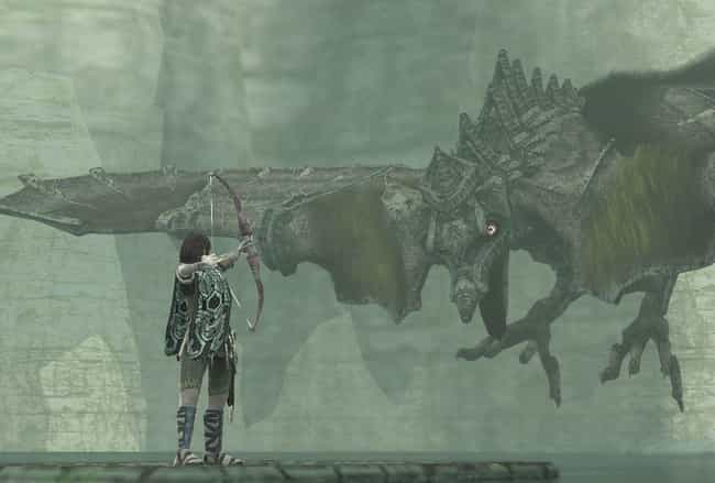 With Each Colossus Kille... is listed (or ranked) 3 on the list The Fascinating Lore Of Shadow Of The Colossus