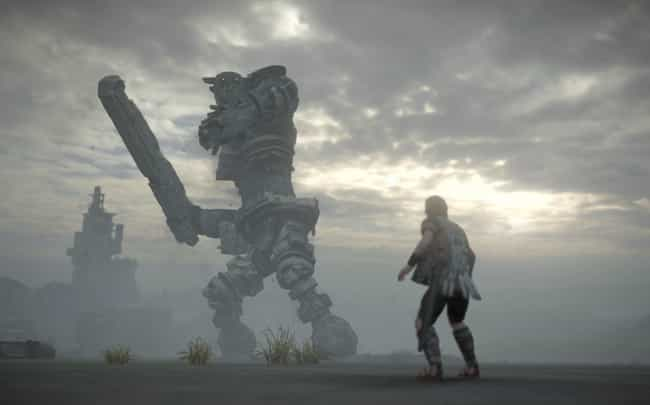 The Colossi Come In All ... is listed (or ranked) 4 on the list The Fascinating Lore Of Shadow Of The Colossus