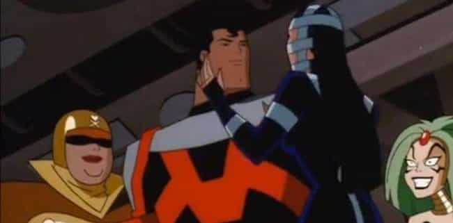 Superman Gets Frisky Wit... is listed (or ranked) 3 on the list Adult Jokes You Missed In 'Superman: The Animated Series'
