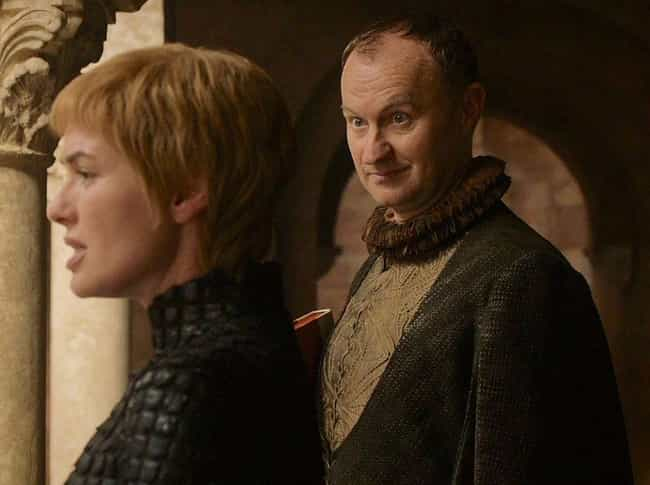 Cersei Lannister Screwed... is listed (or ranked) 3 on the list Fan Theories About What Will Happen In 'Game of Thrones' Season 8