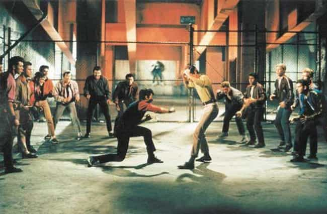 Crowds Got Too Rowdy While Fil... is listed (or ranked) 4 on the list The Behind-The-Scenes Of 'West Side Story' Was Plagued With More Hatred Than The Movie Itself