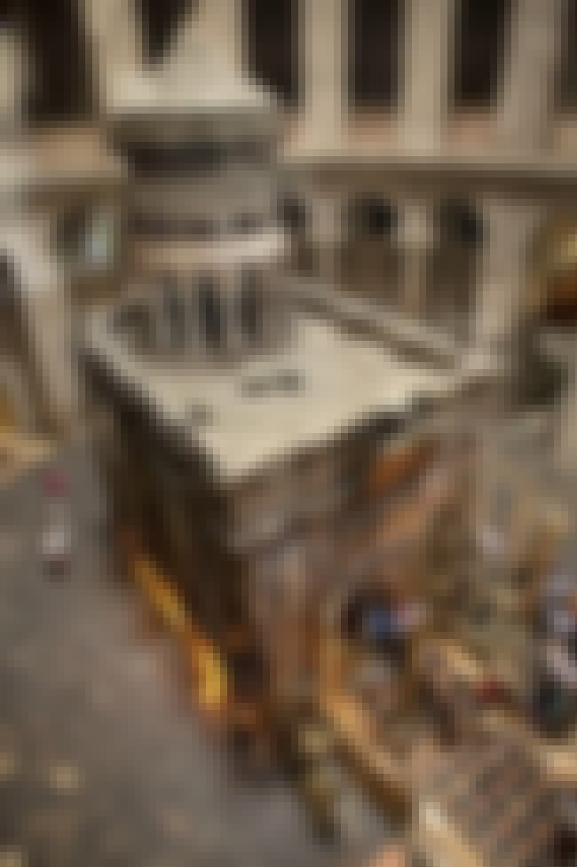 Jesus's Tomb Is Located In... is listed (or ranked) 1 on the list Historians Discovered The Geographical Coordinates Of Where They Believe Jesus Christ Was Killed