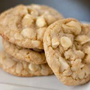 White Chocolate Chip is listed (or ranked) 7 on the list The Very Best Types of Cookies, Ranked