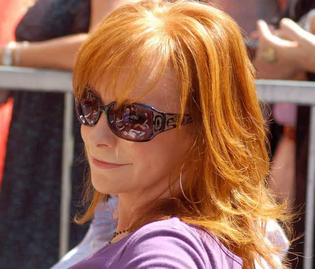 She Is Email Buddies Wit... is listed (or ranked) 4 on the list Wild Reba McEntire Stories That Will Make You Love Her Even More