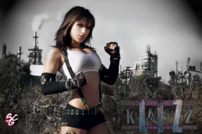 Tifa Lockhart (Final Fan... is listed (or ranked) 2 on the list This Woman Is So Good At Cosplay, She's Like A Live-Action Movie Version Of Your Favorite Cartoons