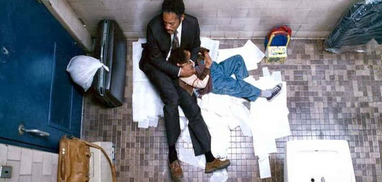 He and His Son Really Did Have is listed (or ranked) 1 on the list The Sad Tale Of Chris Gardner, The Man From The Pursuit of Happyness
