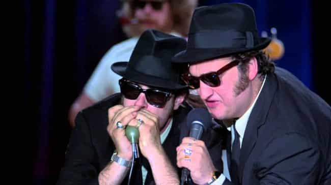 Belushi Hired A 'Bodyguard... is listed (or ranked) 4 on the list The Drug-Fueled Mayhem Behind The Scenes Of 'The Blues Brothers' Almost Destroyed The Movie