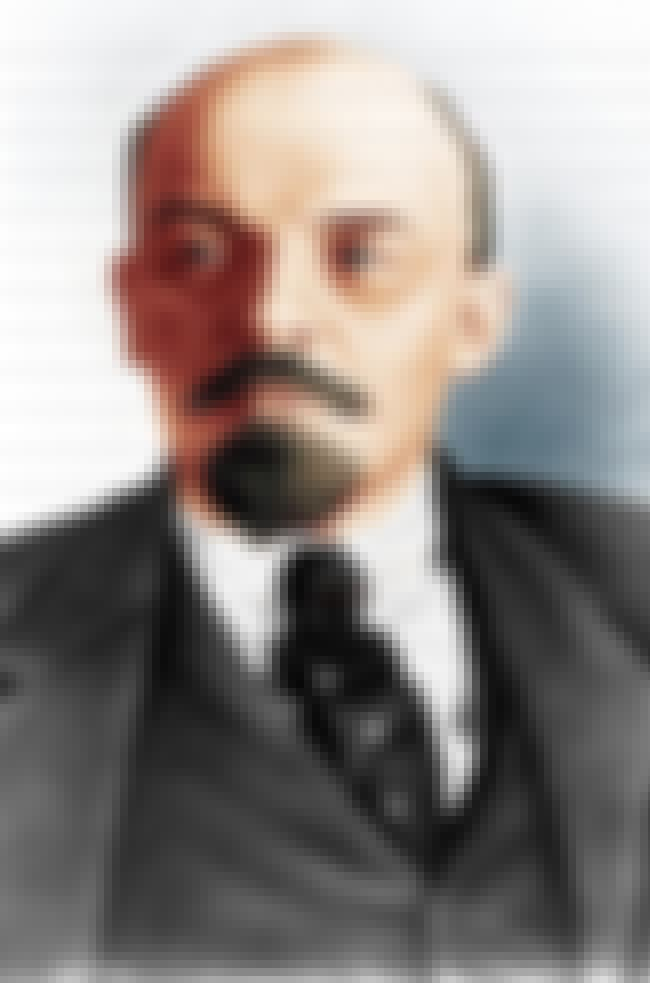 Nazis Forced Lenin To Flee the... is listed (or ranked) 2 on the list A Team Of Scientists Use Secret Embalming Methods To Keep Vladimir Lenin's Corpse Looking Fresh