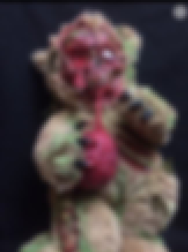 The Grave Stomper is listed (or ranked) 4 on the list These ScareBears Are So Next-Level Horrifying You'll Want One Immediately