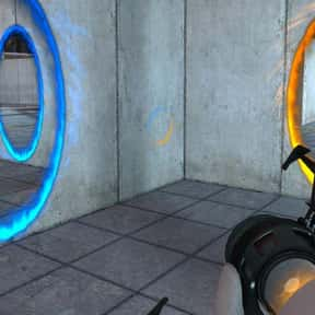 Portal is listed (or ranked) 1 on the list The 20+ Best PC Physics Games on Steam