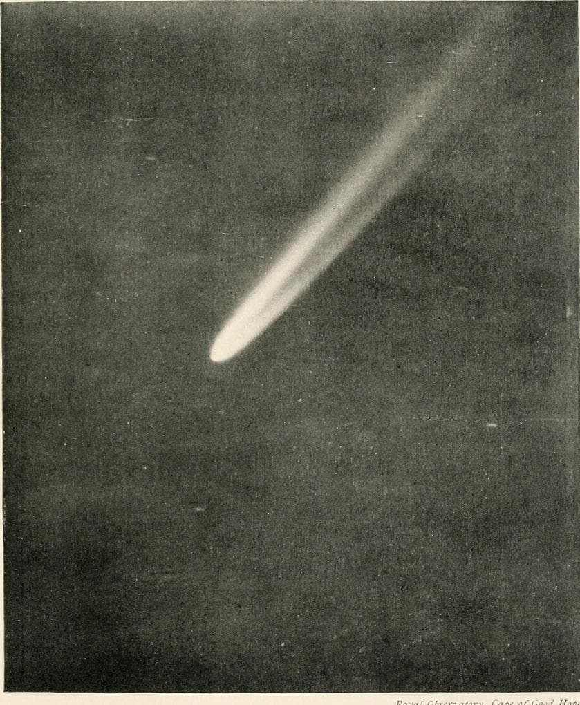 Image of Random A Long, Strange History of Halley Comet