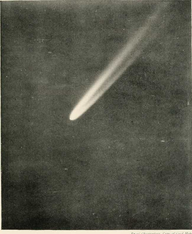 The history of Comet Halley
