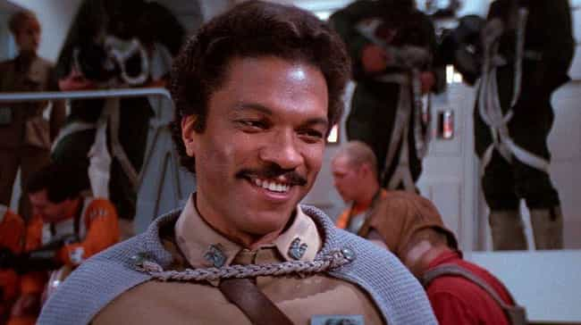 Lando Could Replace Princess L... is listed (or ranked) 4 on the list Where Is Lando Calrissian? These Fan Theories Might Have The Answer