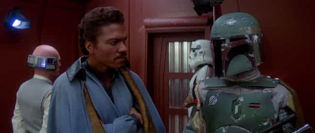 Lando Could Be The Resistance ... is listed (or ranked) 1 on the list Where Is Lando Calrissian? These Fan Theories Might Have The Answer