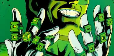 Lantern Rings And Batteries