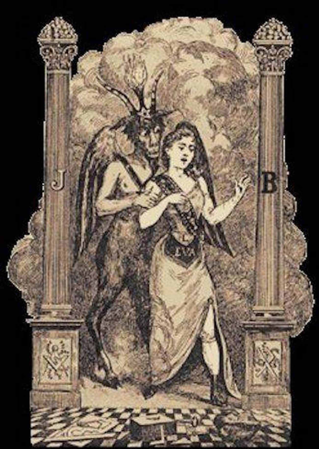 Baphomet: Gemini is listed (or ranked) 3 on the list What Kind Of Demon Would Possess You, Based On Your Zodiac Sign
