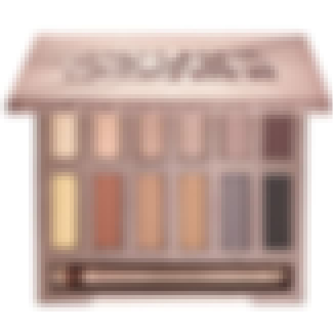 Practical Eye Palettes is listed (or ranked) 1 on the list Smart Makeup For Smart Travelers