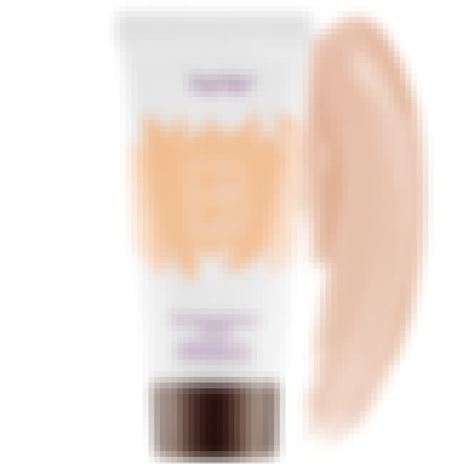 BB Cream is listed (or ranked) 2 on the list Smart Makeup For Smart Travelers