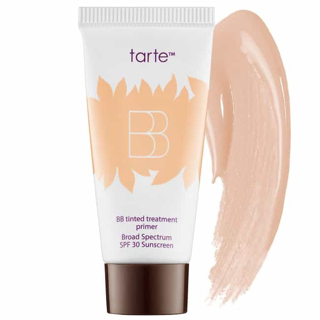 BB Cream is listed (or ranked) 3 on the list Smart Makeup For Smart Travelers