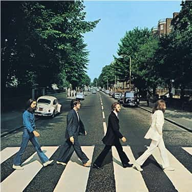 The Album Cover For 'Abbey Road' Contains Funeral Imagery