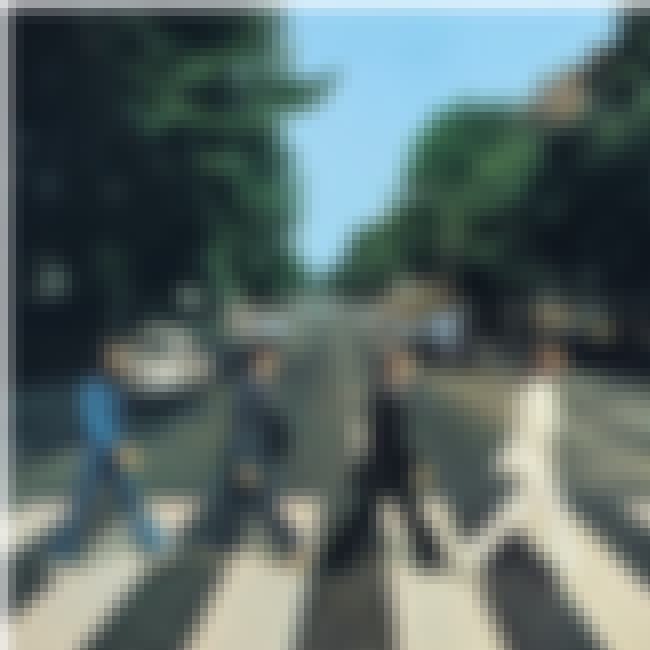 """The Album Cover For 'Abbey... is listed (or ranked) 2 on the list There Are A Lot Of People Who Still Believe Paul McCartney Died In 1966, And Here's Their """"Evidence"""""""