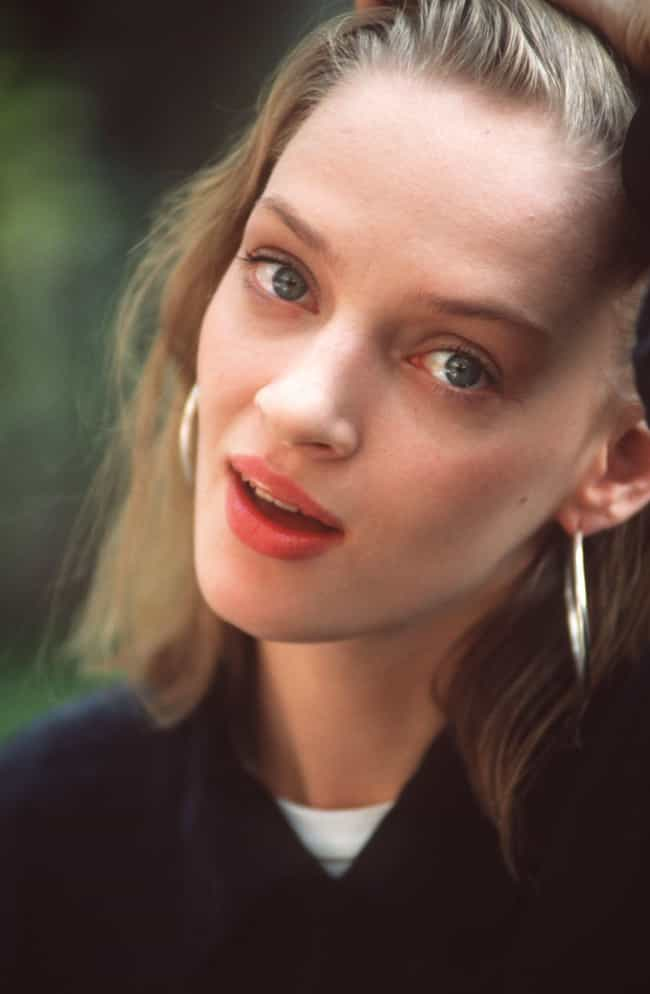 She Was Raped When She Was 16 is listed (or ranked) 3 on the list Uma Thurman's Life Has Been Just As Crazy As The Bride's