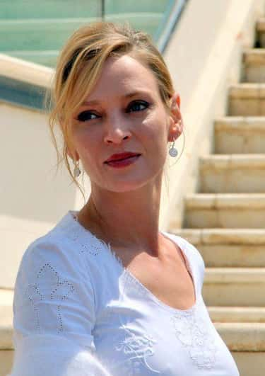 She Passed On The Role Of Lara is listed (or ranked) 2 on the list Uma Thurman's Life Has Been Just As Crazy As The Bride's