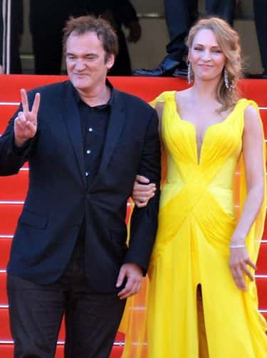 Quentin Tarantino Spat On And  is listed (or ranked) 1 on the list Uma Thurman's Life Has Been Just As Crazy As The Bride's