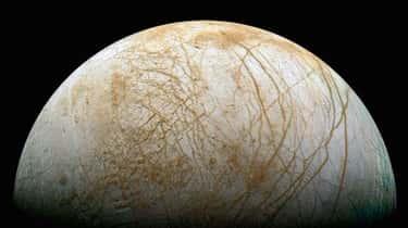 The Cracks Of Jupiter's Moon Europa