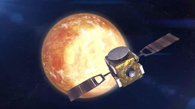Salt Deposits Likely Jammed Th... is listed (or ranked) 1 on the list That Time A Probe On Its Way To Venus Totally Missed, But Used The Sun To Salvage Its Mission