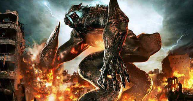 The 'Cloverfield' Monste... is listed (or ranked) 3 on the list Pacific Rim Fan Theories