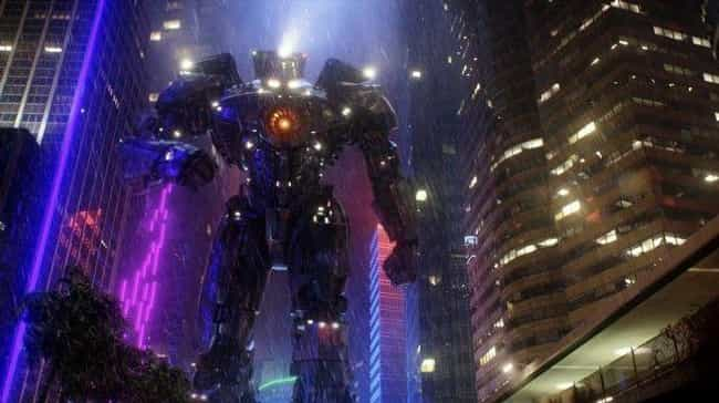 Jaegers Will Be Repurpos... is listed (or ranked) 4 on the list Pacific Rim Fan Theories