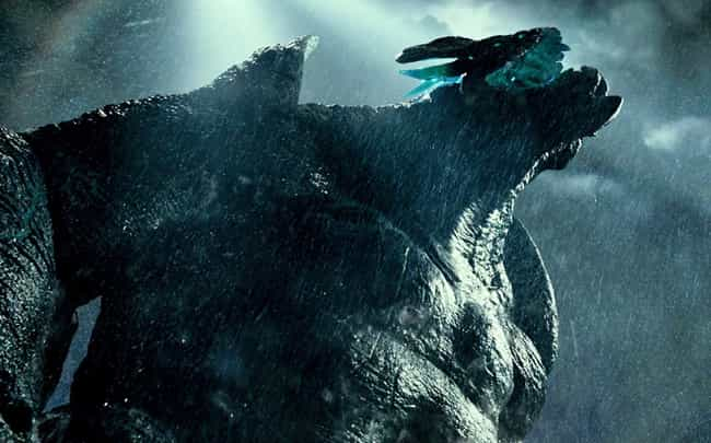 Kaiju Can Turn Parts Of ... is listed (or ranked) 3 on the list Pacific Rim Fan Theories