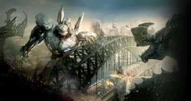 Kaiju Are Immune To High-Speed Weaponry