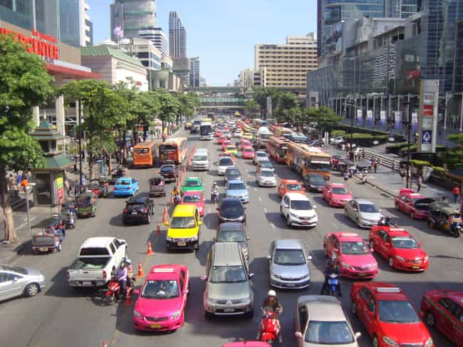 Drivers Don't Maintain C... is listed (or ranked) 1 on the list How Do Traffic Jams Work?
