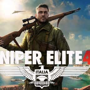 Sniper Elite 4 is listed (or ranked) 1 on the list The 20+ Best PC Sniper Games On Steam