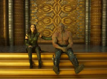 Mantis Didn't Understand Her C is listed (or ranked) 1 on the list Guardians of the Galaxy Fan Theories