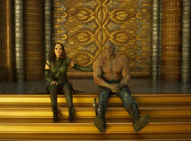 Mantis Didn't Understand Her C... is listed (or ranked) 1 on the list Guardians of the Galaxy Fan Theories