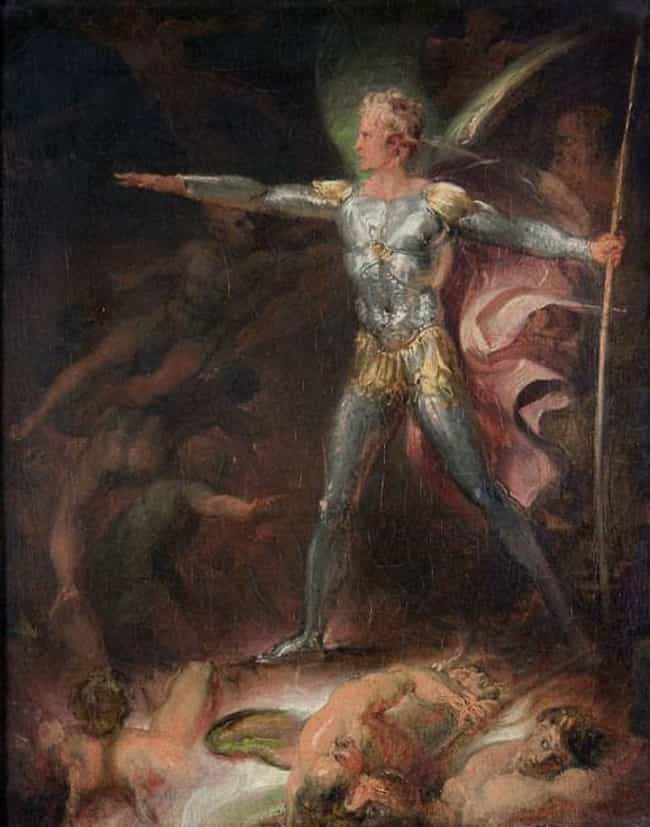 In The Kabbalah, Samael Is The... is listed (or ranked) 4 on the list This Archangel Of Death Is So Awful That He Was At One Point The Literal Equal Of Satan