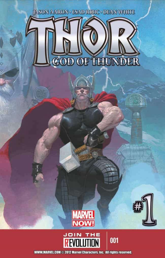 The God Butcher is listed (or ranked) 1 on the list The Best Thor Storylines in Comics
