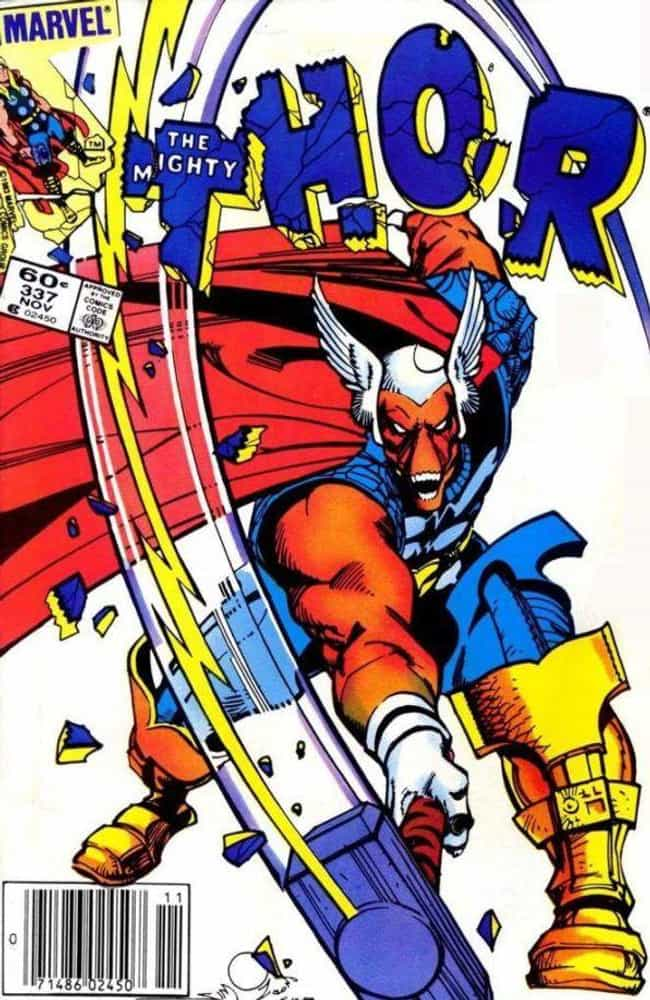 The Ballad Of Beta Ray Bill is listed (or ranked) 4 on the list The Best Thor Storylines in Comics
