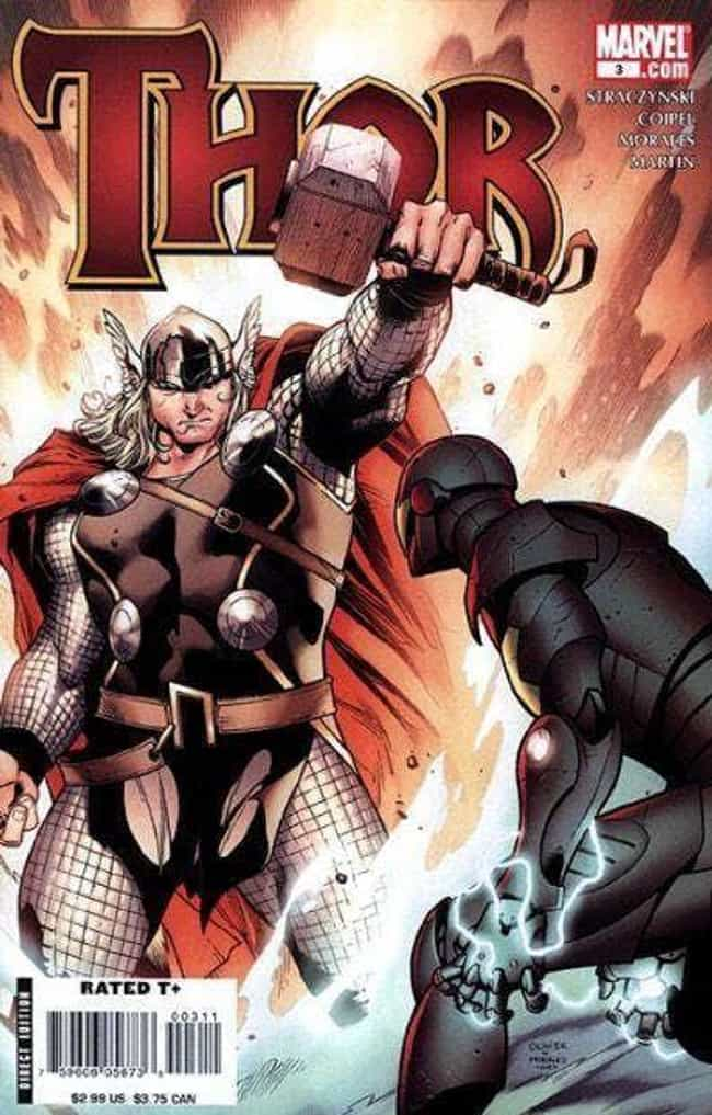 Thor Returns is listed (or ranked) 4 on the list The Best Thor Storylines in Comics