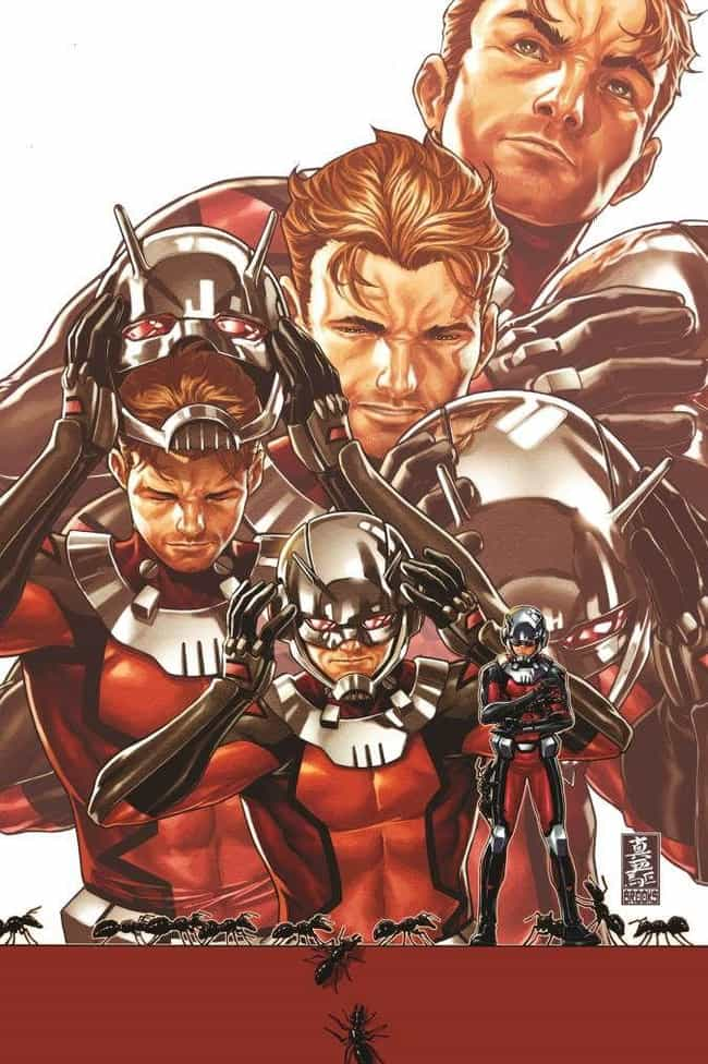 Second Chance Man is listed (or ranked) 3 on the list The Best 'Ant-Man' Storylines In Comics