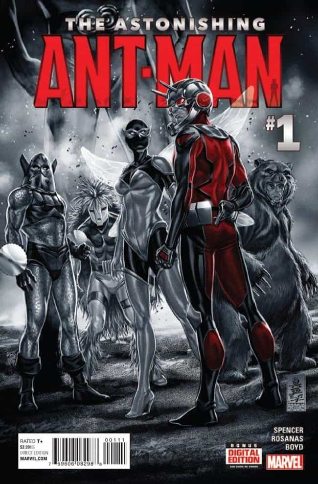 Everybody Loves Team-Ups is listed (or ranked) 4 on the list The Best 'Ant-Man' Storylines In Comics
