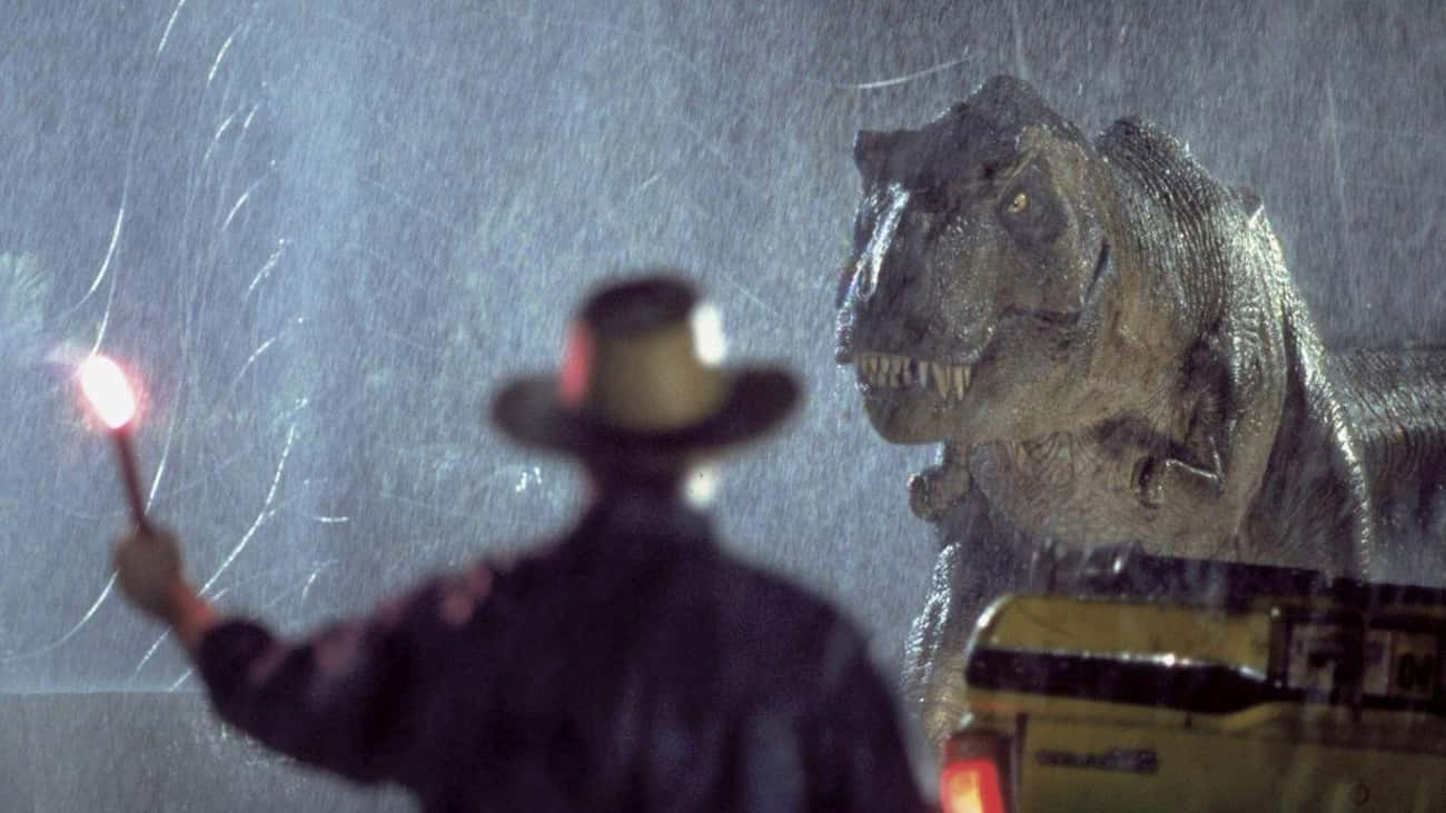 So What Does 'Jurassic Par is listed (or ranked) 4 on the list Here's Just How Wrong Jurassic Park Is About Dinosaurs