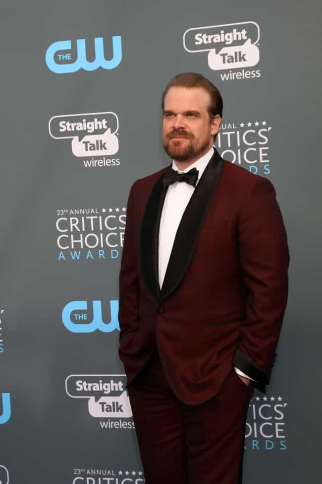He's Wanted To Be An Actor Sin... is listed (or ranked) 1 on the list Here's Why David Harbour (AKA Chief Hopper From Stranger Things) Is Even More Awesome Than You Thought