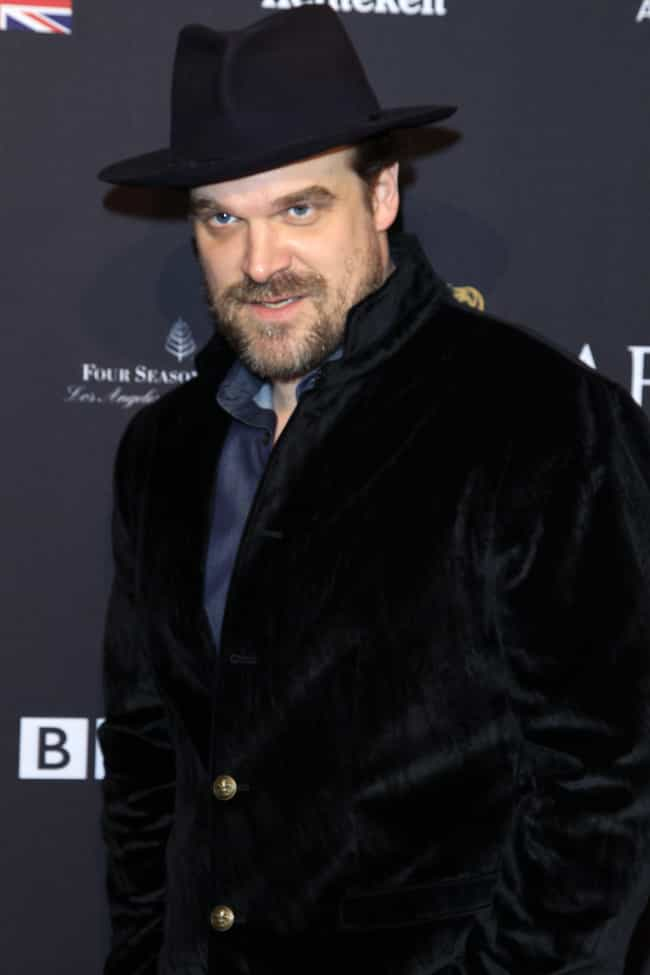 He Posed With A Fan For Her Se... is listed (or ranked) 3 on the list Here's Why David Harbour (AKA Chief Hopper From Stranger Things) Is Even More Awesome Than You Thought